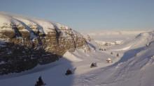 Feiret St. Patrick's Day på Svalbard