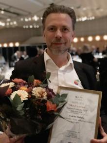 Full pott för Jönköping under nationella finalen av Sveriges största uppfinnarpris