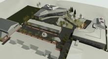 Veidekke bygger om Lillholmsskolan i Stockholm