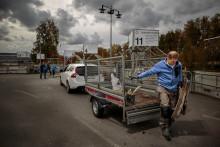 Fler fria besök på återvinningscentralen
