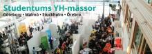 5-årsjubileum för Studentums YH-mässor – intresset större än någonsin