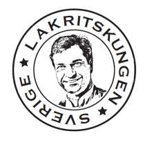 Lakritskungens Salta Riksdaler nominerade till Årets Salmiakki i Finland 2014!