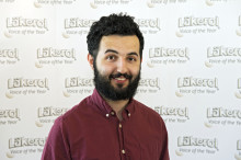 "Soran Ismail utnämnd till ""Läkerol Voice of the Year"" 2014"