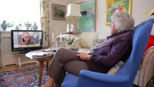 Digitala hemtjänster sparar miljarder åt samhället