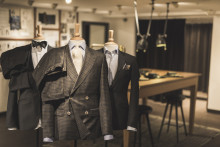 Premiär för Brothers Made to Measure Trunk Show