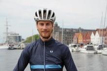 Syklet Norge på langs for livet