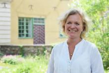 Helene Mellström - ny direktor för Bräcke diakoni