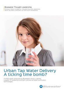 Urban Tap Water Delivery: A ticking time bomb?