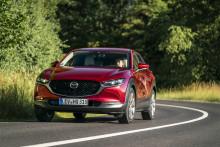 Mazda sætter pris på ny Mazda CX-30