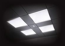 Biologisk aktivt lys for kontorer – CELINE Quadro-sett