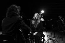 Fay Wildhagen slipper livealbum