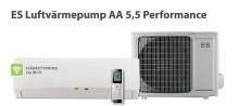"""""""Spännande modell från ES Energy Save – mycket intressant, speciellt för dig som bor i kall klimatzon"""""""