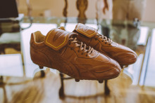 PUMA COLLABORATE WITH ALEXANDER MCQUEEN FOR THE LAUNCH OF THE PUMA KING BY ALEXANDER MCQUEEN
