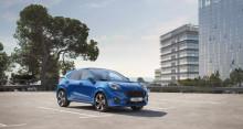 Der neue Ford Puma: Crossover mit faszinierendem Design und EcoBoost Hybrid-Technologie