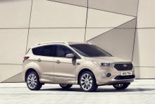 A Ford a második legkedveltebb márka Európában; Rekord Kuga és EcoSport értékesítési számok az első negyedévben