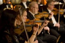 Midvinterkonsert med Västerås Sinfonietta i fyra stadsdelar