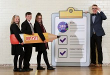 Call for entries to BT Young Scientist & Technology Exhibition