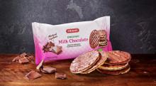 Nyhet fra Friggs! Økologiske maiskaker med melkesjokolade