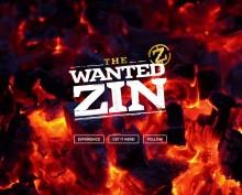PREMIÄR! Kampanjsida för The Wanted Zin