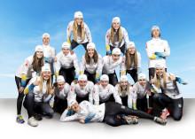 Framtidens svenska skidstjärnor utmanar Norge på Idre Fjäll