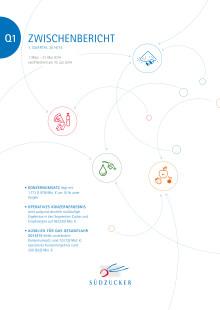 Zwischenbericht 1. Quartal 2014/15