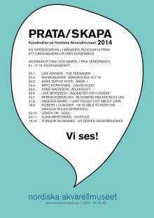 Fria verkstaden / Prata/Skapa