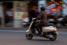 1 000 dödade och svårt skadade på moped på elva år