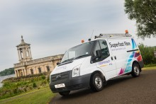 Five years on: Rutland celebrates broadband success