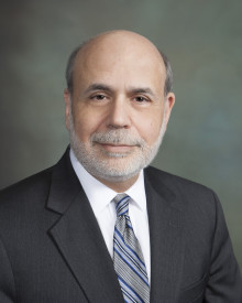 Dr. Ben S. Bernanke headed for South Africa as part of the 2014 Discovery Leadership Summit