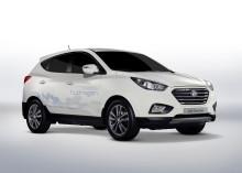 Hyundai sätter ett försäljningspris på ix35 Fuel Cell