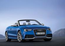 Gränslös prestanda – Audi RS 5 Cabriolet