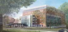 Skanska bygger Women and Children's Health Building i Delaware, USA, för cirka 1,5 miljarder kronor
