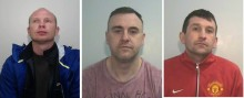 Three men jailed in £17m tobacco fraud
