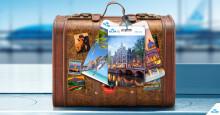 KLM søker jorden rundt-reporter