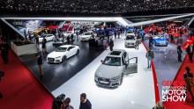 Live streaming af Audi pressekonference på Geneve Motor Show