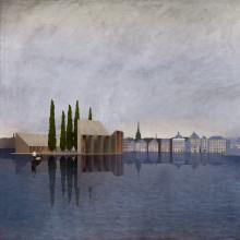 Arkitekter ritar om Skeppsbron. Här är förslagen. Ny utställning 26 april - 9 juni.
