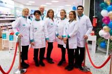Sven Melander inviger när Apoteksgruppen öppnar sitt första apotek i Karlshamn