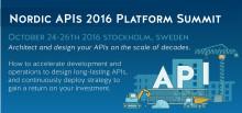 Call for Speakers - Nordic APIs 2016 Platform Summit