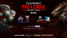 INAUGURAL GUILD WARS 2 ESL PRO LEAGUE FINALS BRINGS ELITE PLAY TO MMOS