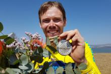 VM-silver till Rickard Nilsson