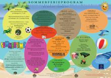 Mye gratis moro for barn og unge i sommerferien