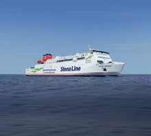 Stena Line forflytter tre skip for å styrke rutenettet
