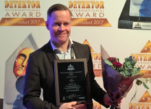 "AddSecure har tilldelats ""Best Innovative Achievement Award within IoT  Security"""