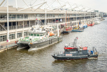 Oceanology International 2018 - Expanded waterfront for Oi18 creates more vessel and dockside demos for visitors