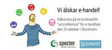 E-handlare! Missa inte Emeet i Stockholm 20:e oktober!