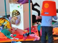 Vardagens trassligheter – en interaktiv och lekfull utställning för nyfikna barn