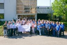 Saint-Gobain te Eibergen behaalt WCM Bronze Award!