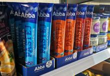 Alla pastejer från Abba miljömärks