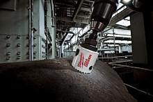 Milwaukee lancerer markedets mest hårdføre hulsav
