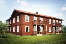 Turordningen avgör klokt boende i Hälsinggården, Falun